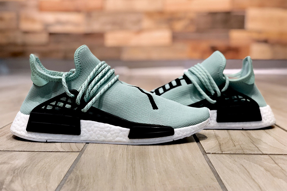 These Rare Pharrell X adidas Originals Hu NMDs Are Selling for an  Incredible $12,000
