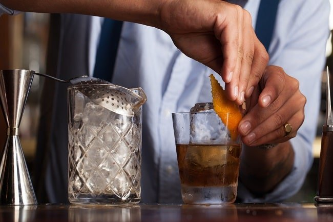 Old Fashioned Week with Woodford Reserve