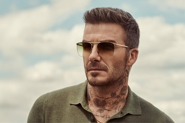 Introducing Eyewear by David Beckham