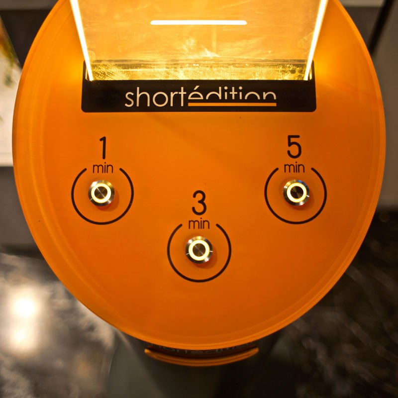 this machine prints free short stories for you to read while you wait 3 This Machine Prints Free Short Stories for You to Read While You Wait