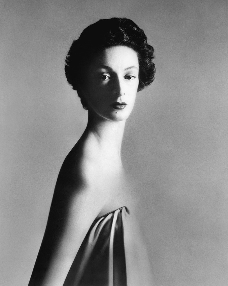 Marella Agnelli, aristocrat, New York, December 1953