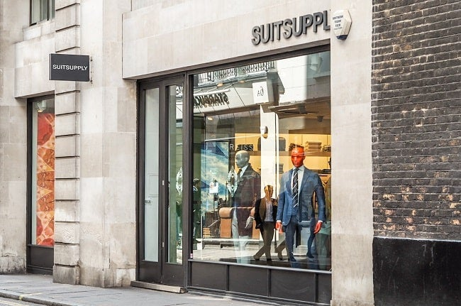 Introducing Suitsupply Custom Made Suits
