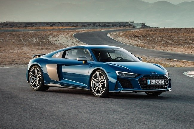 5 Of The Best Supercars of 2019