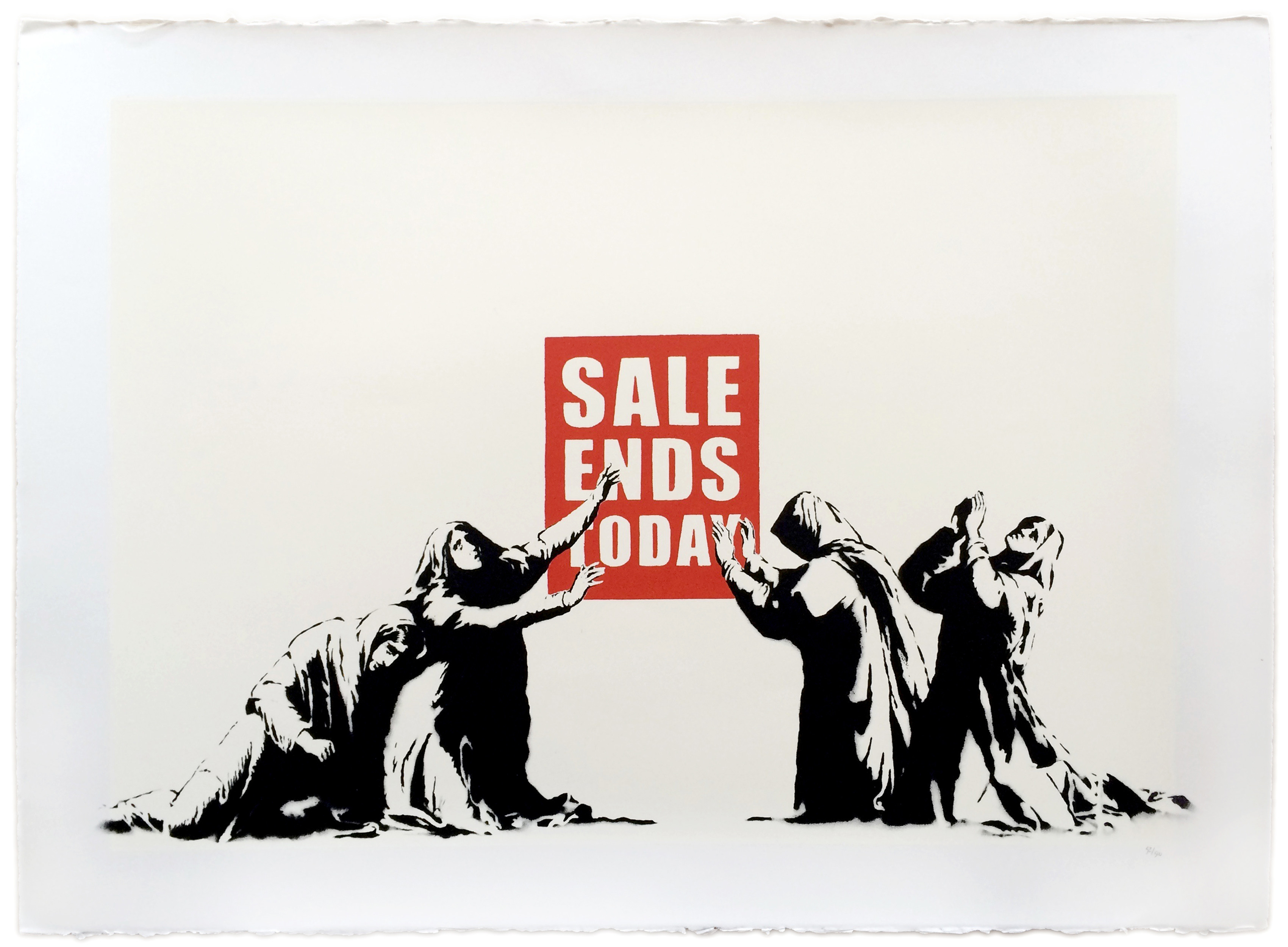 how to buy a banksy