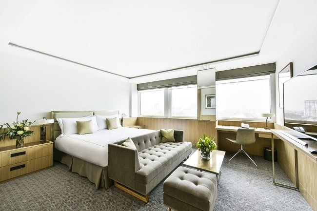 Royal Lancaster London Hotel Review