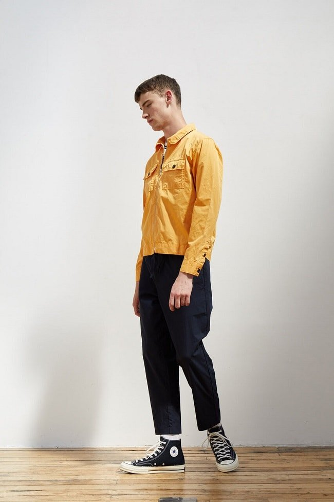 How to Correctly Style Yellow Menswear