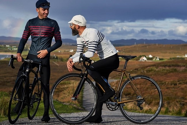 Cafe Du Cycliste Launch AW16