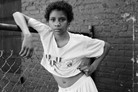 Dawoud Bey. 'A Girl with School Medals', Brooklyn, NY 1988,