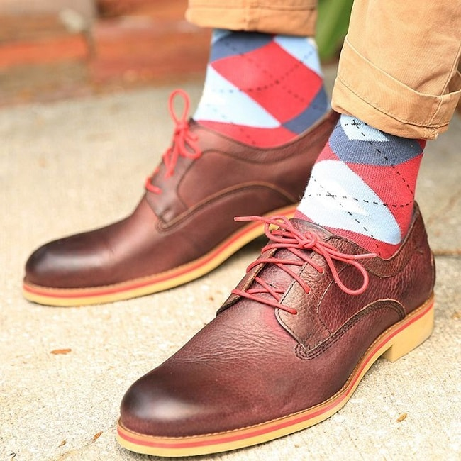 Should You Wear Statement Socks