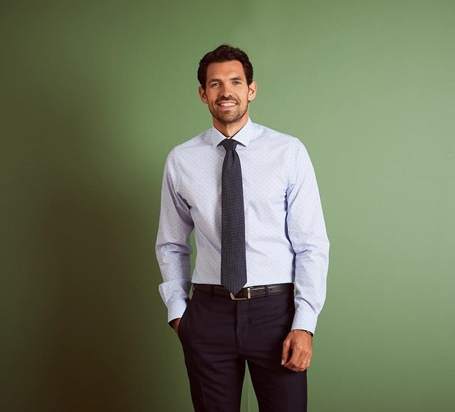 The Untold Story of Shirt Collars