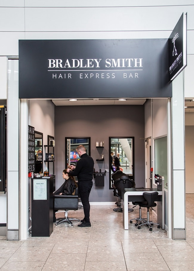 The World Best Airport Salons