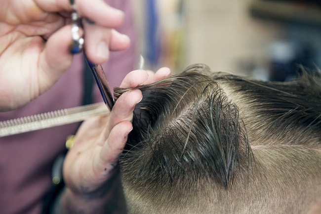 The High and Tight Military-Inspired Haircut