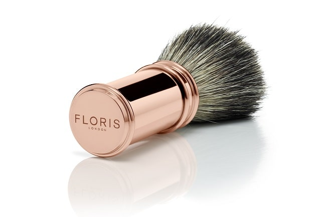 Floris London Ditches Badger-Hair Shaving Brushes