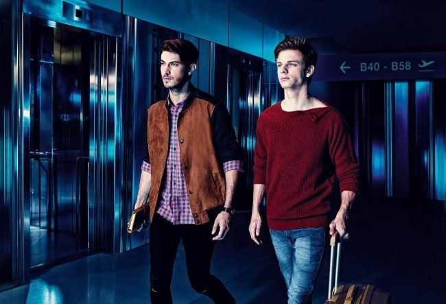 How Men Can Join in with the Airport Fashion Trend