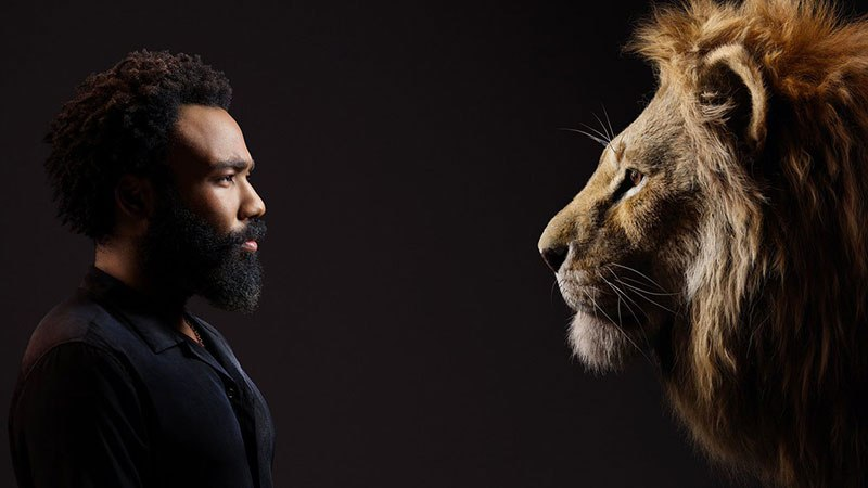 lion king cast and characters 5 New Promo Pics Show the Lion King Cast Meeting Their Animated Counterpart