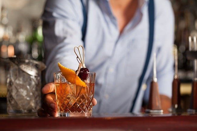 Old Fashioned Week With Woodford Reserve Unknownmale