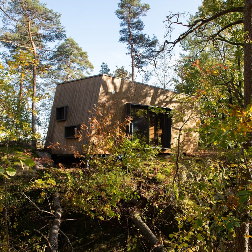 Outdoor Care Retreats by Snøhetta in Norway