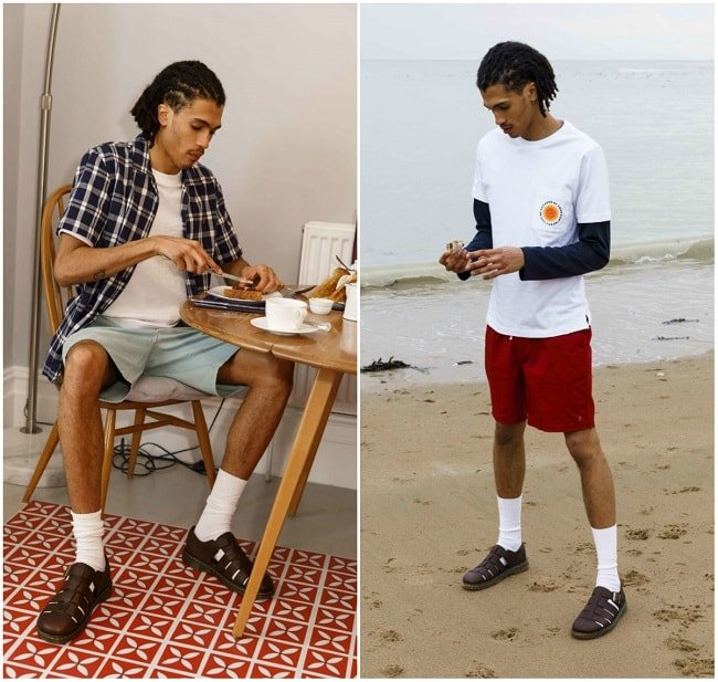 Farah and Martin Parr Summer Project Collection