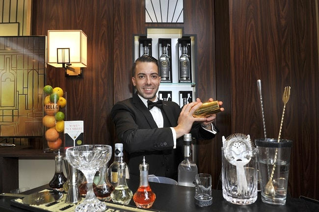 The Masters of Mixology