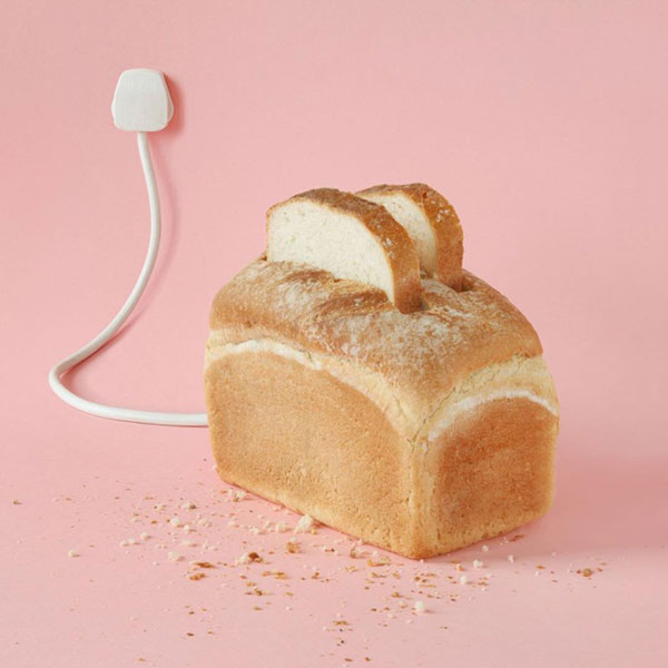 making art with everyday objects by helga stenzel 10 Art with Everyday Objects (10 Photos)