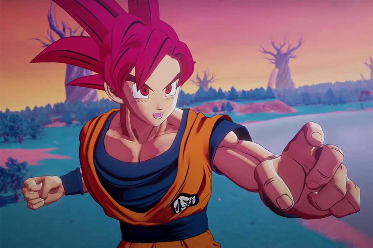 Check out the Dragon Ball Z: Kakarot launch trailer ahead