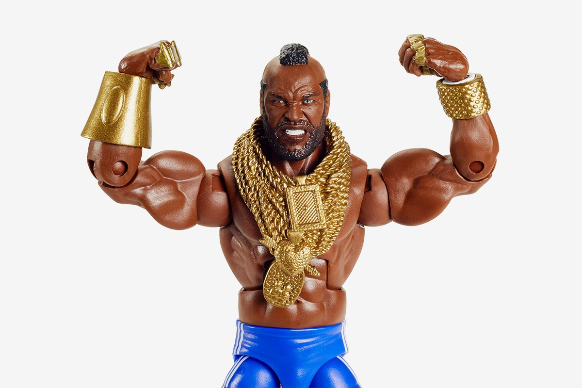 Mr. T action figure