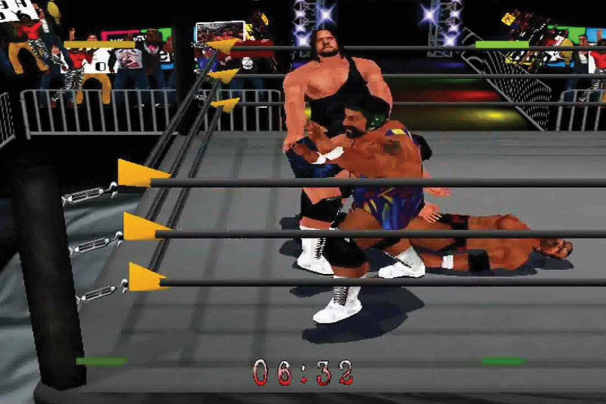 Here Are the 6 Best Wrestling Games of All Time - Unknownmale