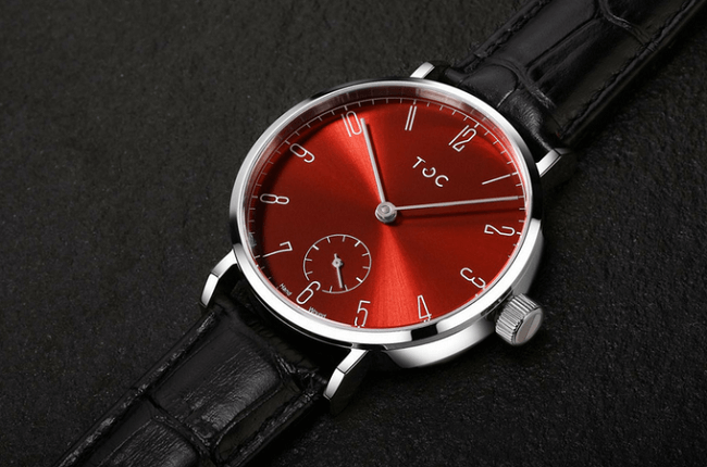 Introducing the Toc19 from Toc Watch