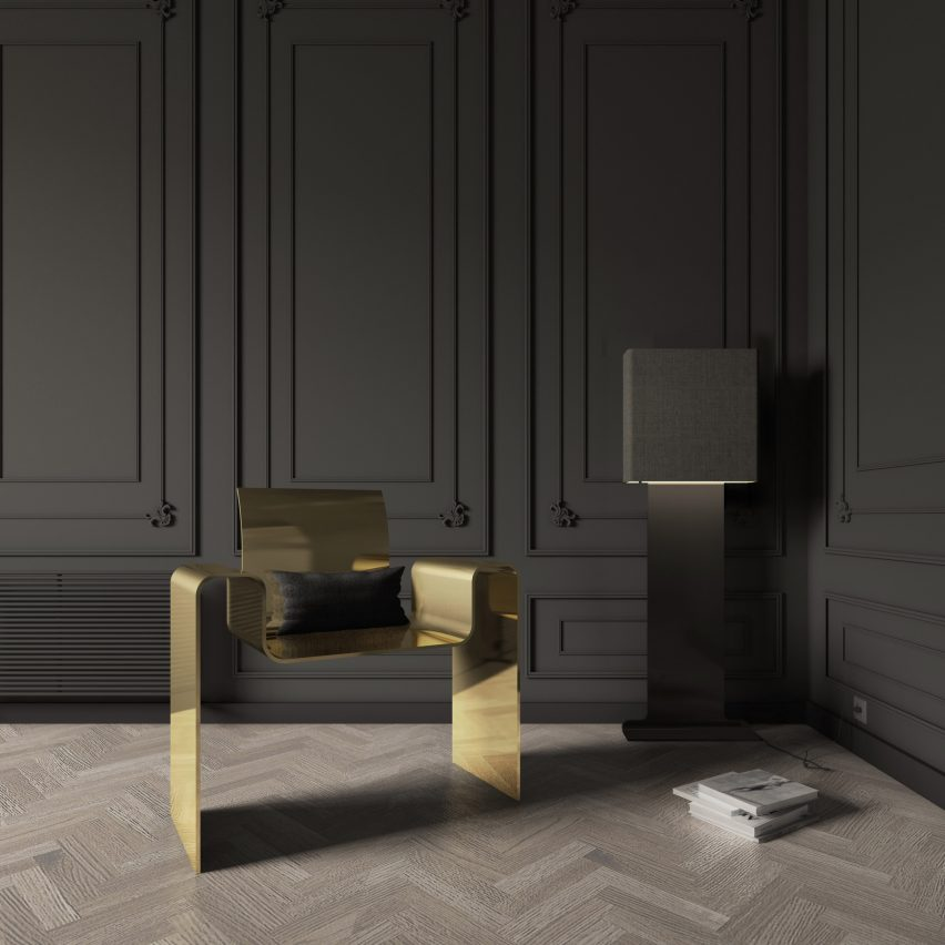 """Nabil Issa debuts """"minimalistic yet bold"""" furniture collection"""