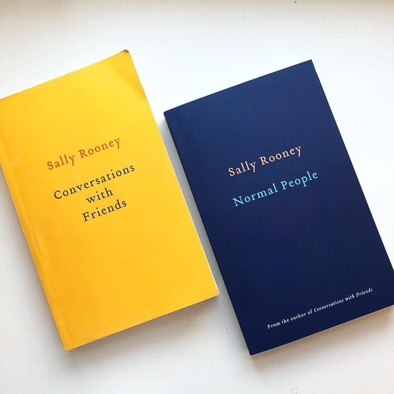 Sally Rooney, Conversations with Friends and Normal People