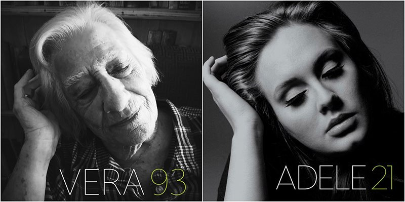 nursing home recreates album covers 1 On Lockdown Since March, This Nursing Home is Recreating Album Covers for Fun
