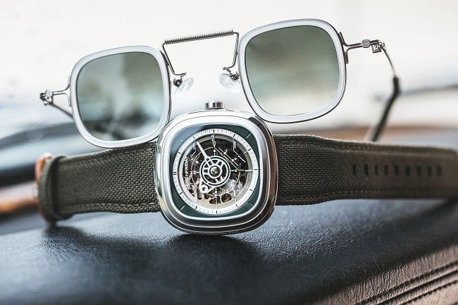 Introducing SEVENFRIDAY Watches and Accessories