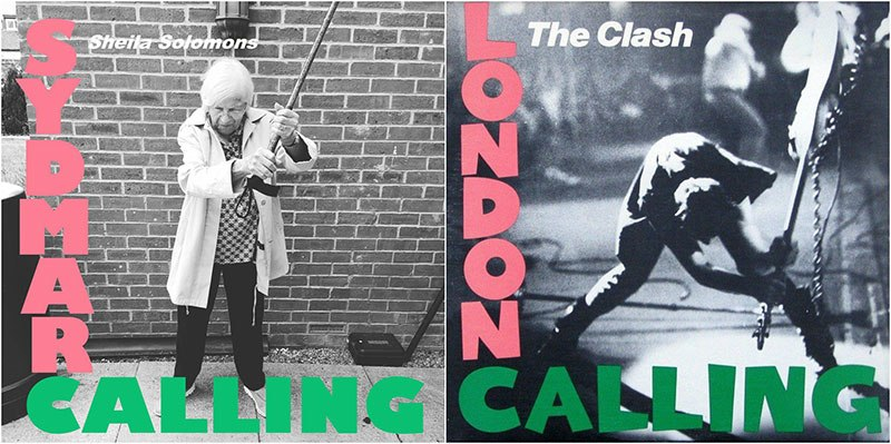 nursing home recreates album covers 7 On Lockdown Since March, This Nursing Home is Recreating Album Covers for Fun