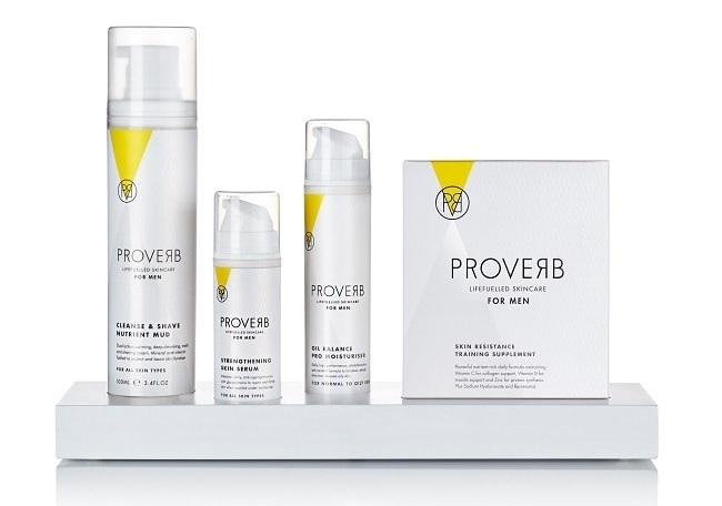 Introducing Proverb Skincare For Men
