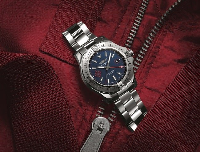 Breitling x Royal Air Force Red Arrows Avenger Watch