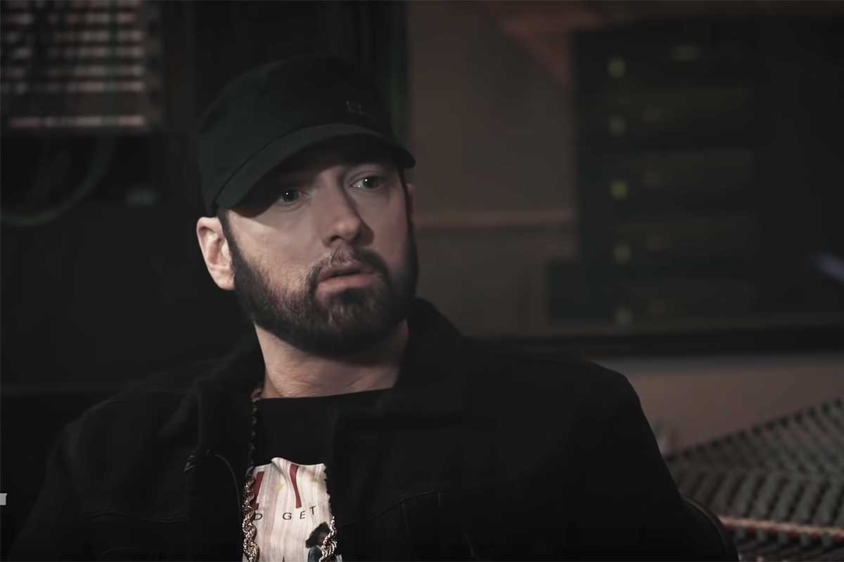 Eminem Crooked I Interview